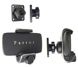 Parrot Minikit Smart - Brodit Device Mounting Adapter (# 215481)