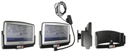 TomTom XL IQ Routes - Brodit Car Cradle Holder With Pass-Through Connector (# 277018)