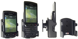 BlackBerry Torch 9800 - Brodit Passive Car Cradle Holder With Tilt Swivel (# 511179)