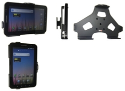 Samsung Galaxy Tab - Brodit Passive Car Cradle Holder With Tilt Swivel (# 511209)