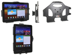 Samsung Galaxy Tab 7,7 GT-P6800 - Brodit Passive Car Cradle Holder With Tilt Swivel (# 511361)