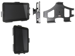 Samsung Galaxy Tab 2 7,0 GT-P3100 - Brodit Passive Car Cradle Holder With Tilt Swivel (# 511381)