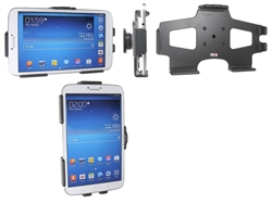 Samsung Galaxy Tab 3 8.0 SM-T310/T311/T315 - Brodit Passive Car Cradle Holder With Tilt Swivel (# 511548)