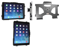 Apple IPad Air - Brodit Passive Car Cradle Holder With Tilt Swivel (# 511577)