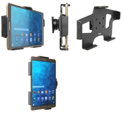 Samsung Galaxy Tab S 8.4 SM-T700 - Brodit Passive Car Cradle Holder With Tilt Swivel (# 511652)