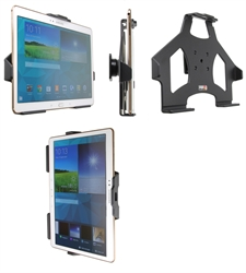 Samsung Galaxy Tab S 10.5 SM-T805 - Brodit Passive Car Cradle Holder With Tilt Swivel (# 511653)
