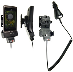 HTC Hero - Brodit Active Car Cradle Holder With Cig-Plug (# 512038)