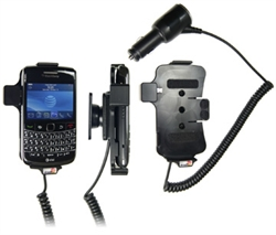 BlackBerry Bold 9700 - Brodit Active Car Cradle Holder With Cig-Plug (# 512095)