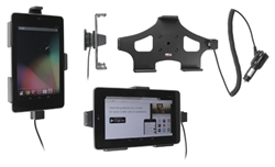 Asus Google Nexus 7 - Brodit Active Car Cradle Holder With Cig-Plug (# 512412)