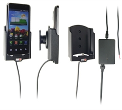 LG Optimus Speed P990 - Brodit Active Car Cradle Holder For Fixed Installation (# 513236)