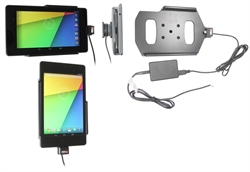 Asus Google Nexus 7 (2013) - Brodit Active Car Cradle Holder For Fixed Installation (# 513560)