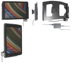 Dell Venue 8 Pro - Brodit Active Car Cradle Holder For Fixed Installation (# 513579)