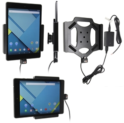 Nexus 9 - Brodit Active Car Cradle Holder For Fixed Installation (# 513695)