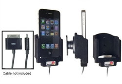 Apple IPhone 4 - Brodit Car Cradle Holder For Cable Attachment (# 514181)
