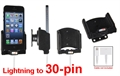 Apple IPhone 5 - Brodit Car Cradle Holder For Cable Attachment (# 514433)