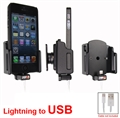 Apple IPhone 5 - Brodit Car Cradle Holder For Cable Attachment (# 514435)