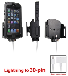 Apple IPhone 5 - Brodit Car Cradle Holder For Cable Attachment (# 514440)