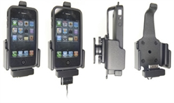 Apple IPhone 4S - Brodit Car Cradle Holder With Pass-Through Connector (# 516193)