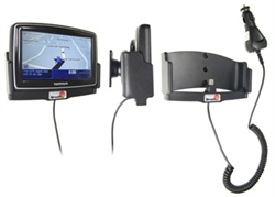 TomTom XL Live IQ Route - Brodit Car Cradle Holder With Pass-Through Connector (# 517030)