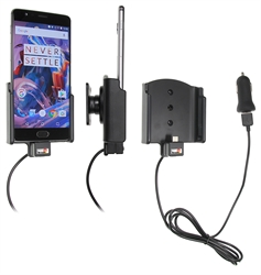 OnePlus 3 - Brodit Active Car Cradle Holder With Cig-Plug (# 521905)