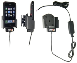 Apple IPhone 3G - Brodit Active Car Cradle Holder For Fixed Installation (# 527106)