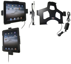 Apple IPad - Brodit Active Car Cradle Holder For Fixed Installation (# 527139)
