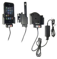 Apple IPhone 4 - Brodit Active Car Cradle Holder For Fixed Installation (# 527165)