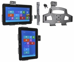 Dell Latitude 10 - ST2 - Brodit Car Cradle Holder With Lock (# 539585)