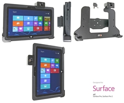 Microsoft Surface PRO - Brodit Car Cradle Holder With Lock (# 539587)
