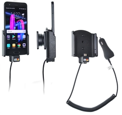 Huawei Honor 9 - Brodit Active Car Cradle Holder With Cig-Plug (# 712006)