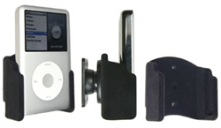 Apple IPod Classic 160 GB - Brodit Passive Car Cradle Holder With Tilt Swivel (# 840762)