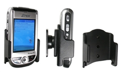 Typhoon Myphone M500 - Brodit Passive Car Cradle Holder With Tilt Swivel (# 848643)