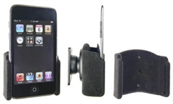 Apple IPod Touch 2nd Generation - Brodit Passive Car Cradle Holder With Tilt Swivel (# 848861)