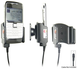 Nokia E71 - Brodit Car Cradle Holder For Cable Attachment (# 906242)