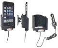 Apple IPhone 3GS - Brodit Active Car Cradle Holder With Cig-Plug (# 907255)