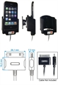 Apple IPhone 3GS - Brodit Car Cradle Holder For Cable Attachment (# 915255)