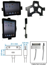 Holder For Cable Attachment for Apple IPad