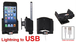 Holder For Cable Attachment for Apple IPhone 5